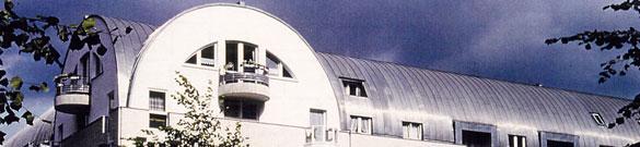 Wohn Und Gewerbeimmobilie Tonnendachhaus Dusseldorf